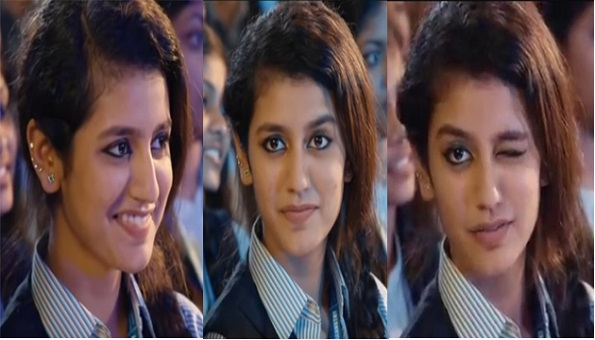 Oru Adaar Love Killed with Her expressions
