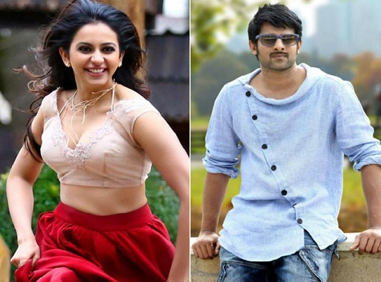 Rakul's Hot Signals For Bahubali