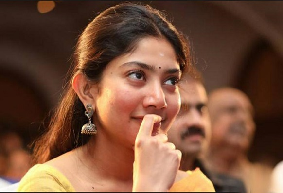 Sai Pallavi in An Adult Movie