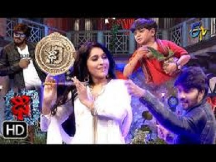 Dhee 10 Special 25th July 2018 Full Episode