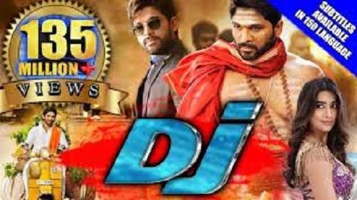 DJ Duvvada Jagannadham Mass Entertainment