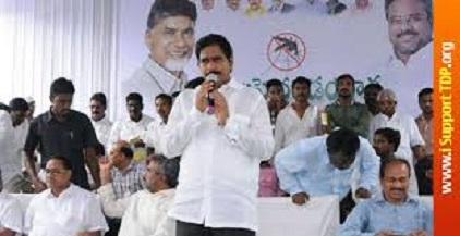 Polavaram Released by June