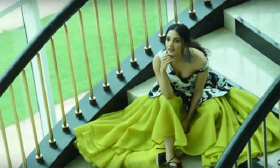Kiara Advani's Exhibit Show Going Viral