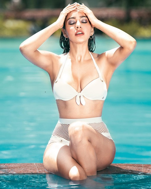 Neha Sharma Tempts In Bikini