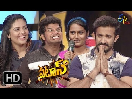 Patas 1st August 2018 Full Episode