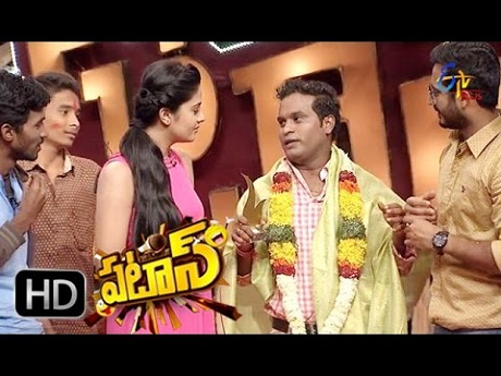 Patas 2nd August 2018 Full Episode