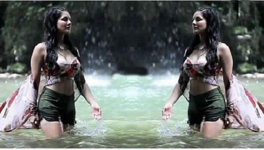 Sunny Leone Turns Hot & Sensuous