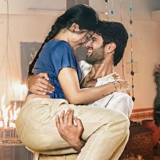 Vijay DevaraKonda's Romantic Touch