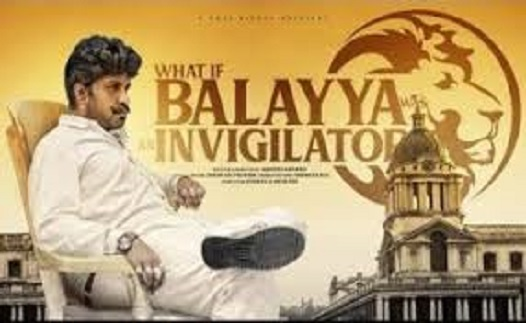 Balayya Babu As Invigilator Funny Short Film
